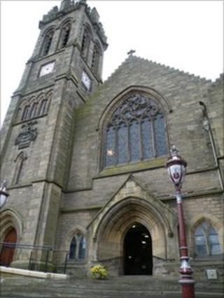 Peebles Old Parish Church