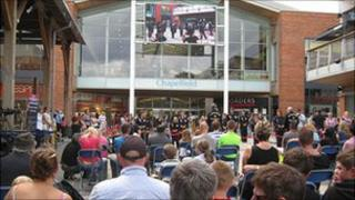 Big Screen, Norwich
