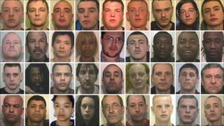Greater Manchester Police (GMP) most wanted