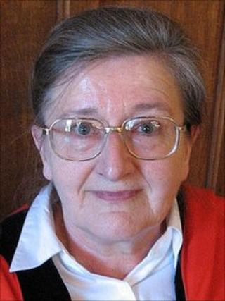 Margaret Barker
