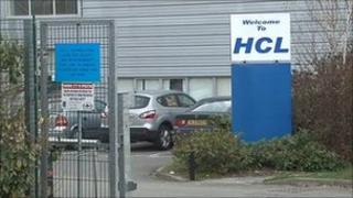 HCL BPO Services (NI) Ltd has sites in Belfast and Armagh