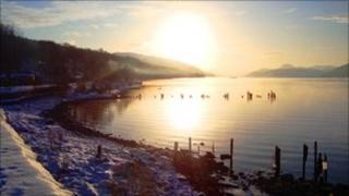 Loch Ness generic