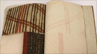 Captain Cook's book of cloth