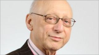 Sir Gerald Kaufman MP