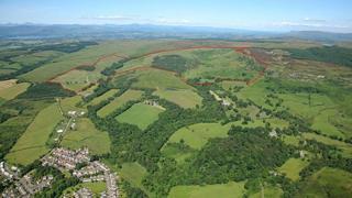 Proposed woodland