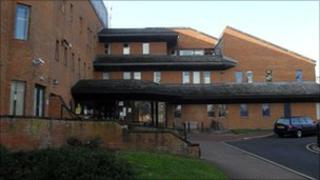 Tewkesbury Borough Council offices