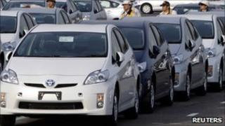 Toyota Primus cars