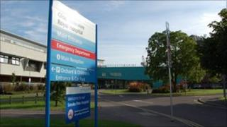 Gloucestershire Royal Hospital