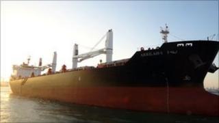 MV Arrilah-I