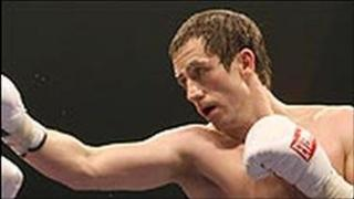 Dungiven fighter Paul McCloskey
