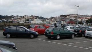 North Beach car park