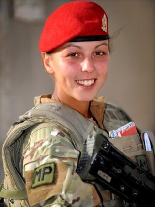 Lance Corporal Sophia Turner