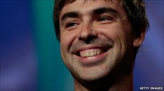 Larry Page, co-founder of Google