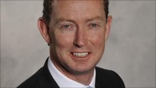 Climate Change Minister Greg Barker