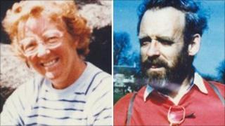 Gwenda and Peter Dixon