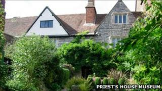 The Priest's House Museum and garden