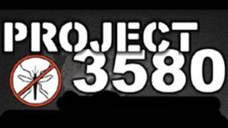 Project 3580 logo
