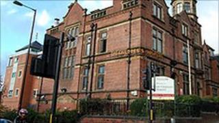 The Children's Hospital in Sheffield