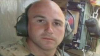 Sgt Rick Clements