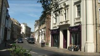 Museum Street, Ipswich
