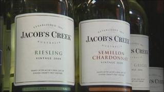 Genuine Jacob's Creek