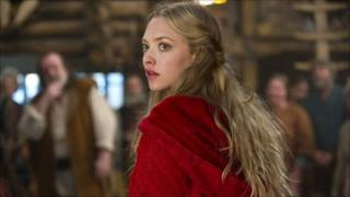 Amanda Seyfried in Red Riding Hood