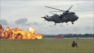 RNAS Yeovilton Air Day 2010