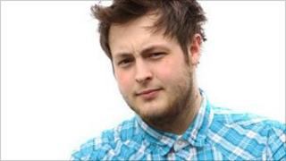BBC Introducing in Essex presenter Ollie Winiberg