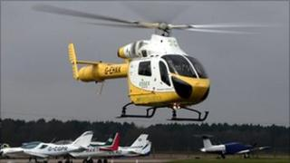 The Essex Air Ambulance