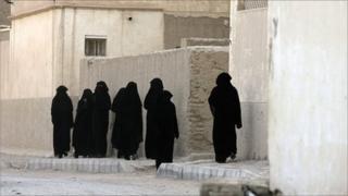 Street scene in Yemen