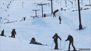 CairnGorm Mountain ski resort