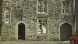Tavistock Police Station