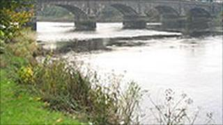 River Forth near Stirling