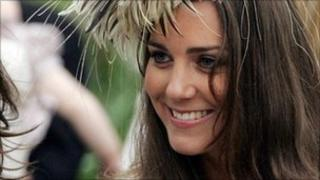 Kate Middleton (file pic)