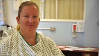 Michele awaiting bariatric surgery