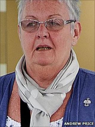 Susan England