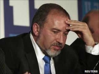 Avigdor Lieberman - 13 April 2011