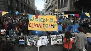 Bishopsgate Climate Camp