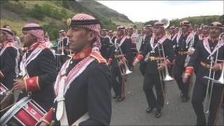 The Royal Jordanian Army Band