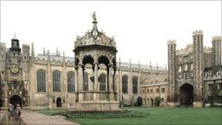 Trinity College, Cambridge