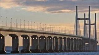 Second Severn crossing (Photo: Terry Winter)