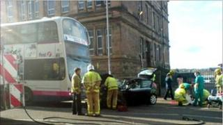 Shawlands crash