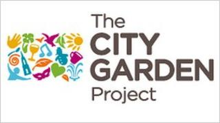 City Garden website