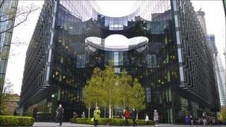 Pricewaterhouse Coopers in London