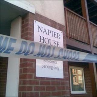 Napier House on Paynes Road in Shirley