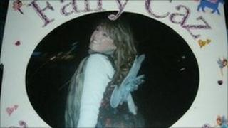 'Caz' Caroline Johnstone