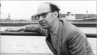 Philip Larkin in 1964