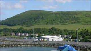 Cairnryan - Undiscovered Scotland