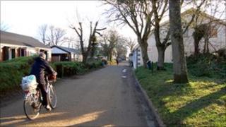 Sark Avenue