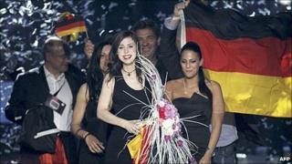 2010 Eurovision Song Contest winner Lena
